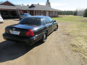 2008 Ford Crown Victoria P-71