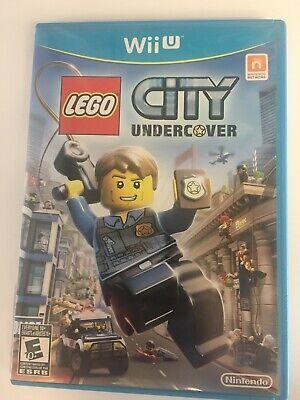 LEGO City Undercover (Nintendo Wii U, 2013) 45496902971 | eBay