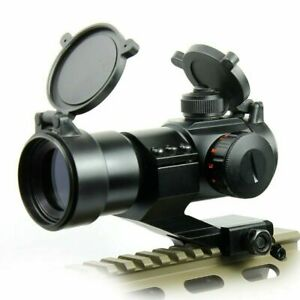 Tactical Reflex Stinger 4 MOA Red - Green Dot Sight Scope with PEPR Rail Mount