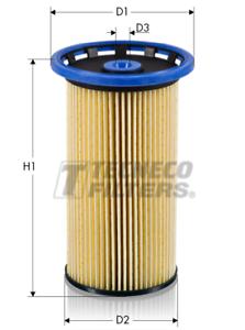 Filtro Gasolio TECNECO GS011497-E