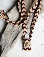 Free People Solar Crystal Necklace Neutral Brown Retails $128.00 #2