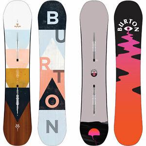 Burton-Yeasayer-Damen-Snowboard-Twin-Freestyle-Freeride-Flat-Top-2020-2021-NEU