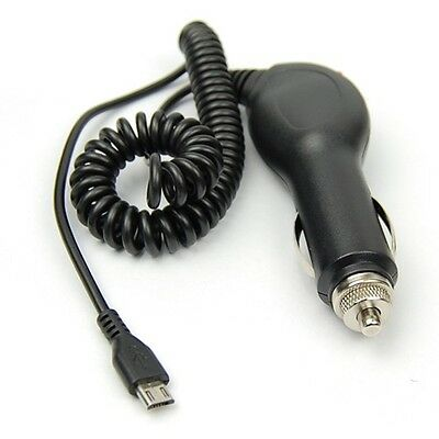 Micro USB Cable Car Charger Power Adapter For Galaxy S2 S3 S4 S5 Mini Note 2 3 4