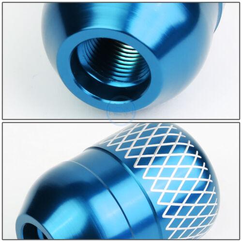 M8//M10//M12 Heavy Weight MT//Manual Transmission 5-Speed Gear Shift Knob Sky Blue