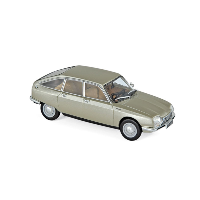 Norev 158218 Citroen Gs 1220 Club Beige Metallic 1973 Scale 1 43 New  °