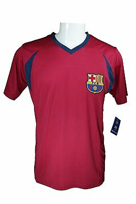 XL FC Barcelona Soccer Official Adult  Poly Jersey P015 Rhinox