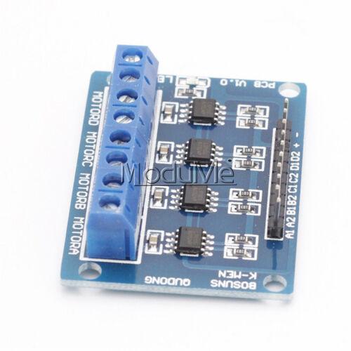1 Piece L9110S H-bridge Stepper Motor Dual DC Motor Driver Controller Board MO