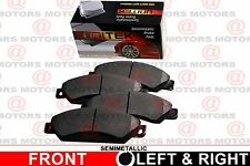 For Ford F-250 Super Duty 05-07 Front Left Right Disc Brake Pad Semi-Metallic