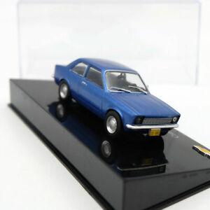 Altaya-IXO-1-43-Chevrolet-Chevette-Luxo-1973-Diecast-Models-Toys-Car-Gift-Blue