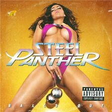 STEEL PANTHER ( NEW SEALED CD ) BALLS OUT [PA]