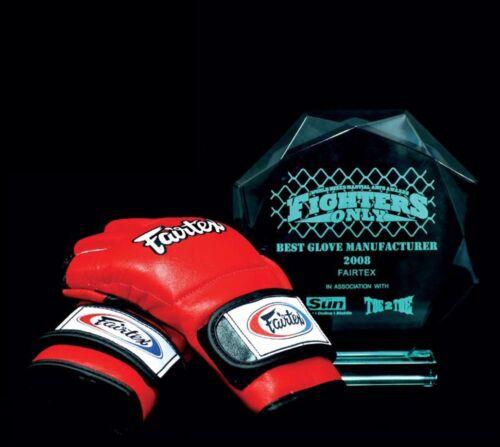 Fairtex Grappling Gloves Open Thumb Loop FGV12 Best Grappling GlovesAwardWinning