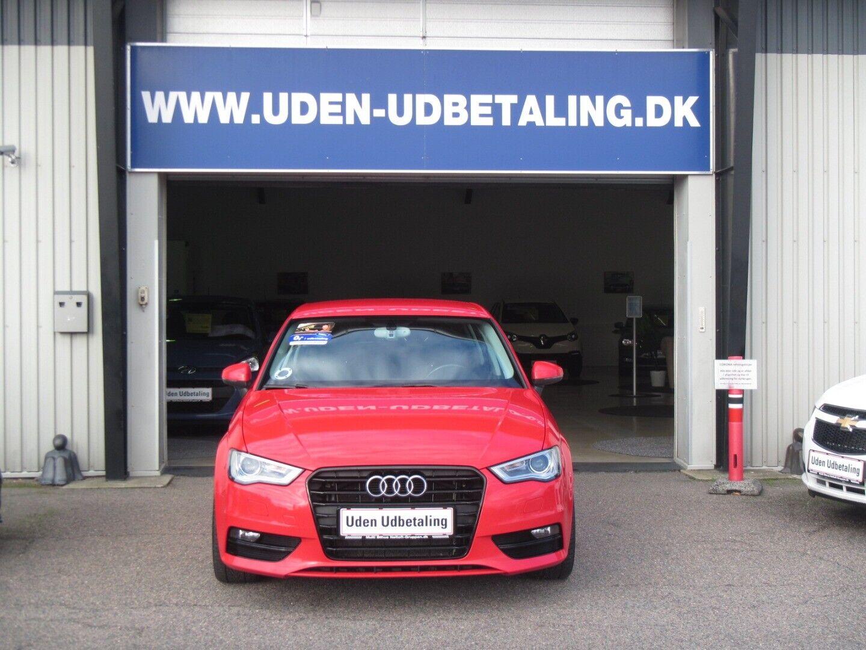 Audi A3 1,4 TFSi 122 Ambiente Sportback