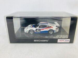 MINICHAMPS-1-43-Porsche-911-GT3-CUP-Land-motor-sports-Winner-24H-DUBAI