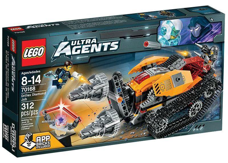 LEGO ® ULTRA AGENTS 70168 furto di diauomoti  nuovo OVP _ Diamond job nuovo MISB  senza esitazione! acquista ora!