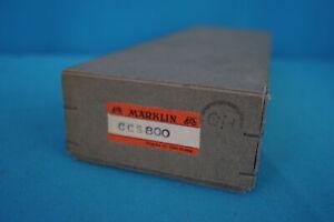 Marklin-CCS-800-SBB-CFF-Electric-Locomotive-KROKODIL-SPARE-REPLICA-40-ies-OVP