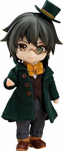 GOOD Smile azienda NENDoroID bambola  Cappellaio matto cifra Nuovo dal Giappone