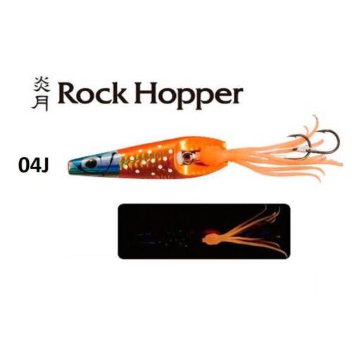 "SHIMANO /""ROCK HOPPER/"" Slider Inchiku jig 90gr 115gr 135gr Boat Fishing Jigging"