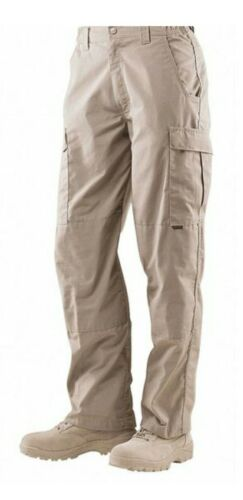 TRU-SPEC 24-7 Series Simply Tactical Pants Khaki New With Tags!