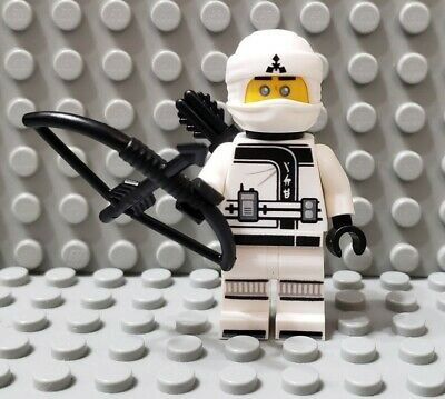 Lego New Black Minifigure Arrow Quiver with Two Arrows Weapons