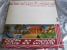 Rare 1981 Latin Bossa Jazz LP :  Alemao Olmir Stocker ~ Perto Do Coracao