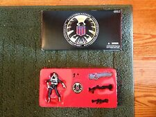 RARE Marvel Universe NICK FURY figure - exclusive - w/mailer box - S.H.I.E.L.D.