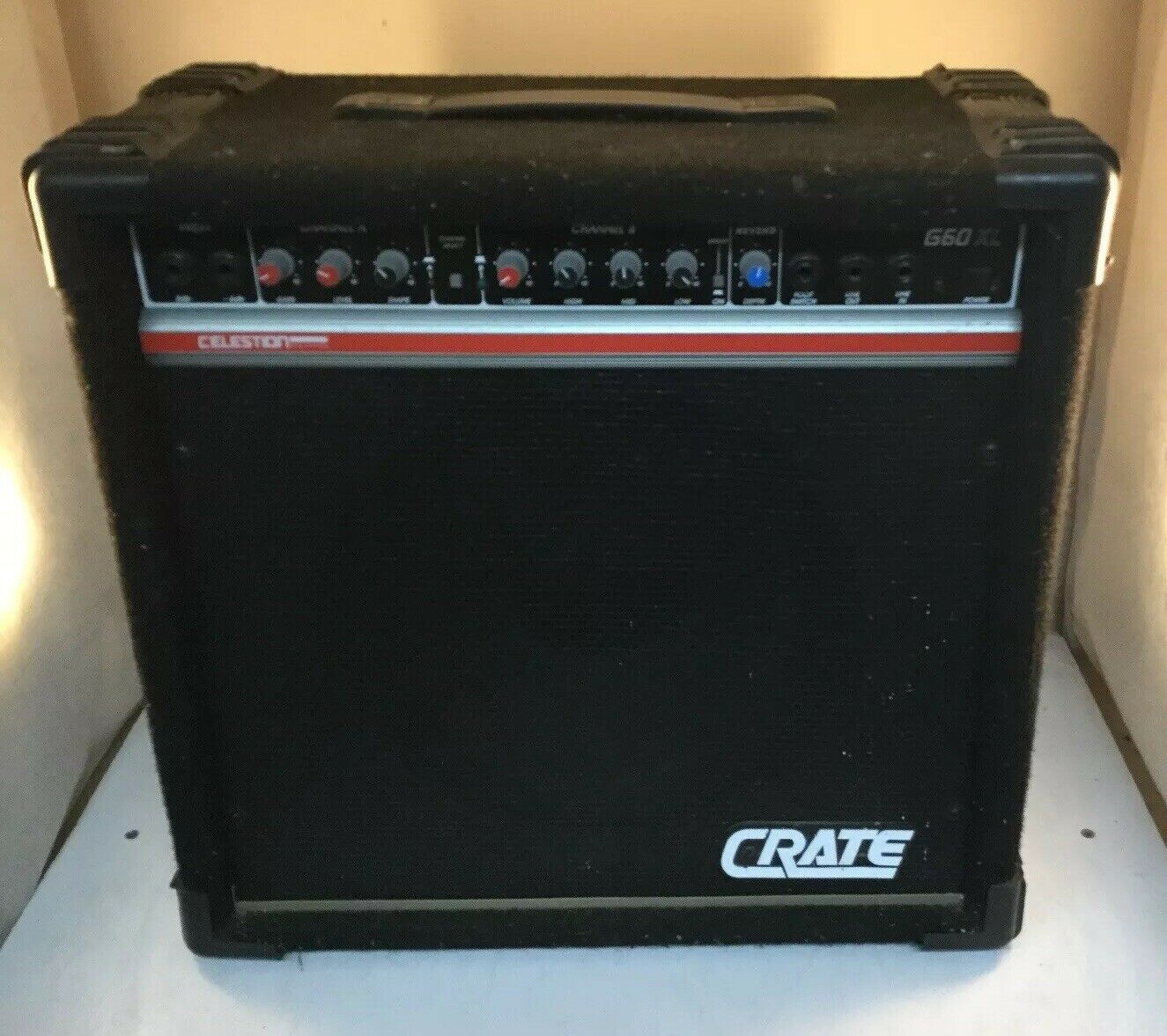 Crate G60-XL Celestion G12M-70 Guitar Amp