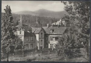"45457) Echt Foto AK Schierke Harz FDGB-Ferienheim ""Haus der Freundschaft"" 1969"