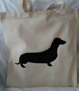 8f4f333fb0 Image is loading Tote-Bag-for-sausage-dog-dachshund-lovers-gift-