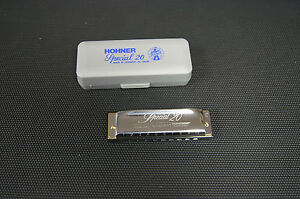 Harmonica-diatonique-Hohner-034-Special-20-034-neuf-Do-C-fiable-facile-a-jouer
