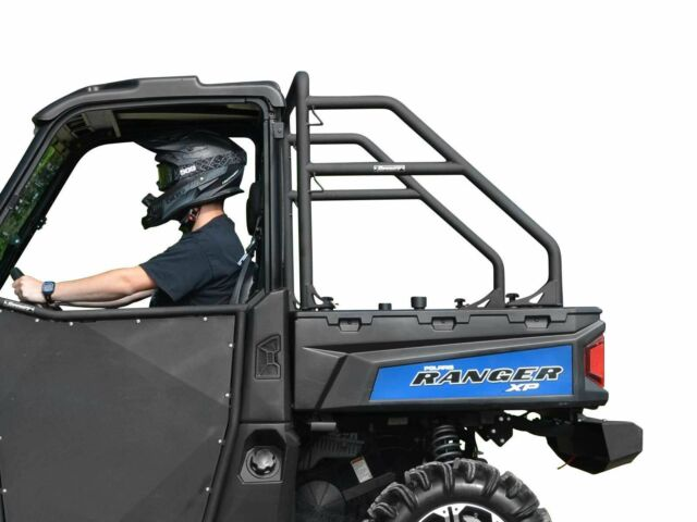 Polaris Ranger Rear Roll Cage Support With Super Atv Spare Tire Carrier For Sale Online Ebay