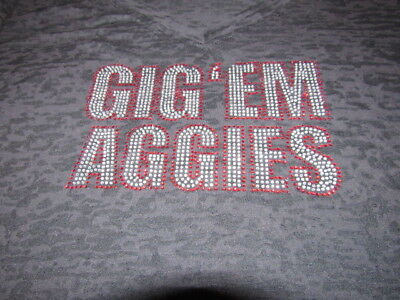 Texas A /& M football  tail gate BBQ cook out apron Licensed Aggies apron NEW!