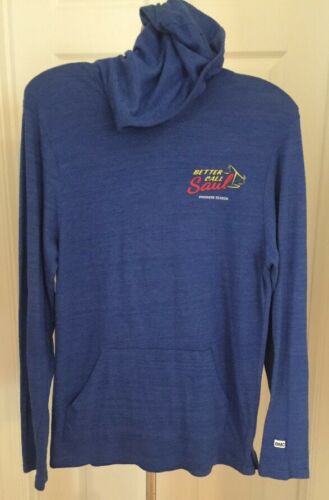 Better Call Saul Pullover Small W/Hood  Premier Se