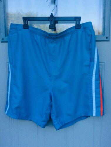 Sand N Sun Men's Blue/ Orange Board Swinn Surf Sho