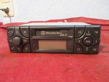 Original Mercedes-Benz Autoradio D2B Lichtleiter-Technik audio 10 Becker BE 3100