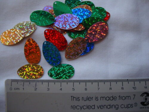 Rig Making Holographic Spinner Blade Sequin Attractors