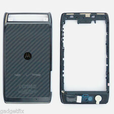 US Motorola Droid Razr XT910 XT912 Frame Camera Lens + Back Housing Battery Door