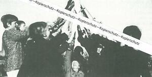 Abenberg : Gregoriwünschen der Kinder - Brauchtum - um 1970        W 30-15