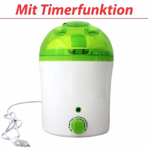 Joghurt Maker mit Timerfunktion Joghurtmaschine IQ-Vitality Joghurtbereiter