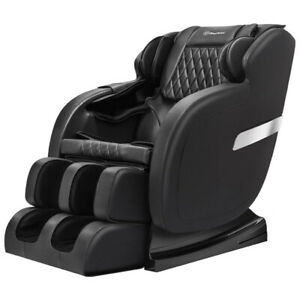 Zero-Gravity-Full-Body-S-Track-Real-Relax-Massage-Chair-NEW-2020-Model-Black