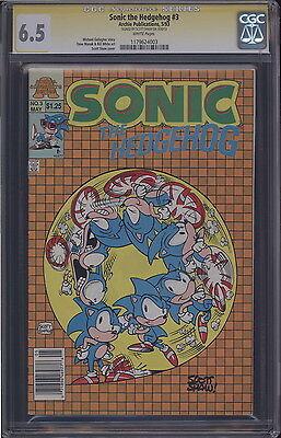 CGC - Sonic The Hedgehog 3