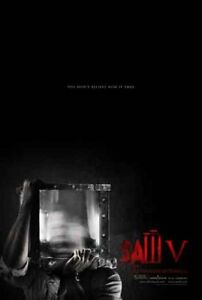 SAW-5-2008-Orig-27x40-Movie-Poster-2-sided-Advance-A-TOBIN-BELL