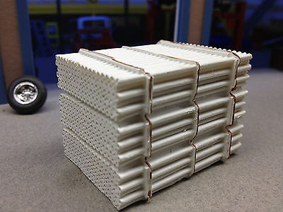 1/64 DCP TALL PVC PIPE STACK    FIRST GEAR   ERTL   DISPLAY  FARM