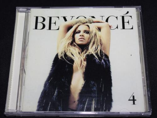 1 of 1 - 4 by Beyonce (CD, Jun-2011, Columbia (USA))