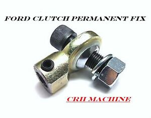 ford clutch rod  permanent fix  repair   powerstroke  super duty  bronco ebay 1988 ford f150 repair manual 1989 ford f150 repair manual
