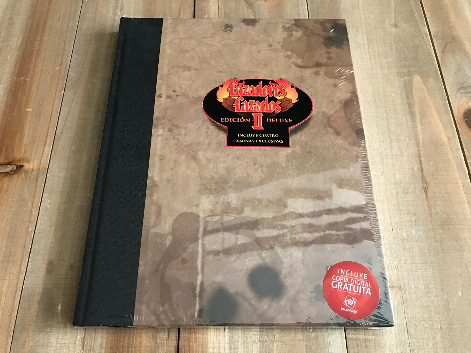 Vampire 20 Anniversary - Hunters Hunted II Deluxe - Role Play - Nosolgoldl - V20