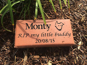 Pet-Memorial-Plaque-Clay-Paver-Personalised-Made-to-order