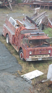 1968 Ford F 800