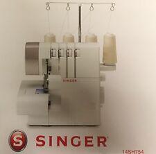 singer overlock 14sh754