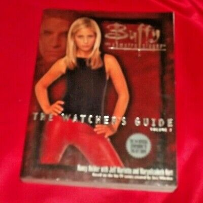 v. 2 Buffy the Vampire Slayer The Watchers Guide Volume 2