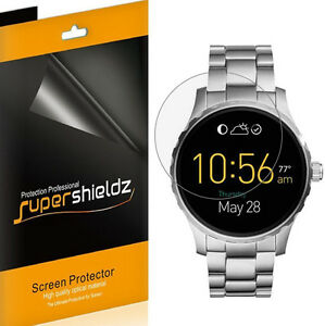 6X-Supershieldz-HD-Clear-Full-Coverage-Screen-Protector-For-Fossil-Q-Marshal